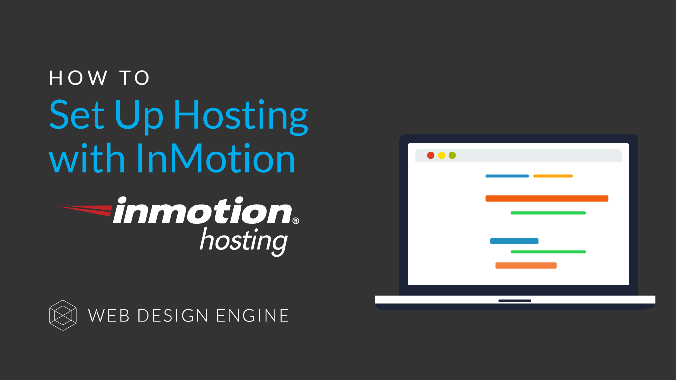 How To Set Up Hosting with InMotion Hosting