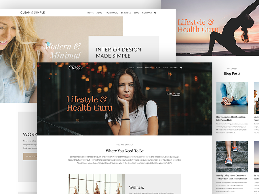 Ariyah WordPress Theme